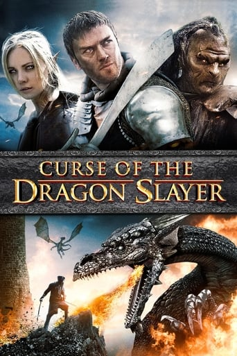 Poster of Curse of the Dragon Slayer