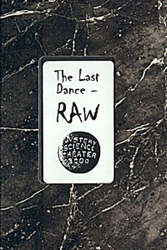 Poster of The Last Dance: Raw