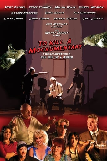 Poster of To Kill a Mockumentary