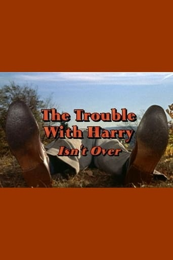Poster of The Trouble with Harry Isn't Over