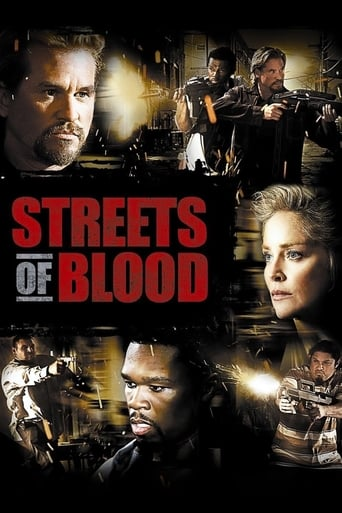 Poster of Streets of Blood