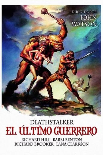 Poster of Deathstalker. El último guerrero
