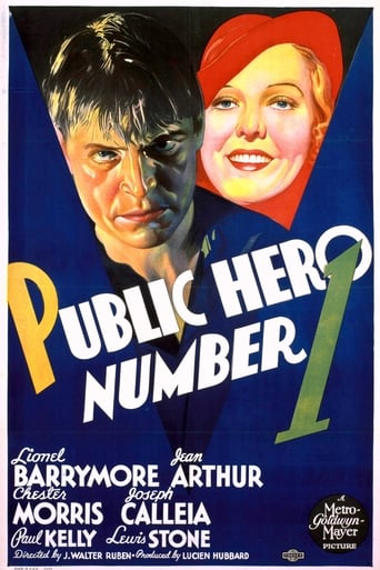 Poster of Public Hero Number 1