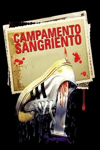 Poster of Campamento sangriento
