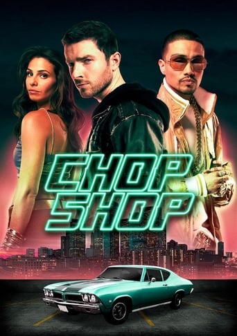 Poster of Chop Shop