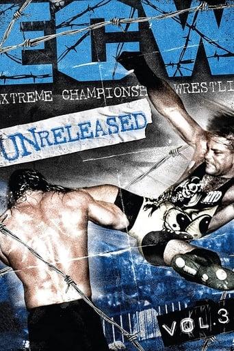 Poster of WWE: ECW - Unreleased Vol. 3