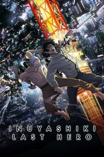 Poster of Inuyashiki: Last Hero