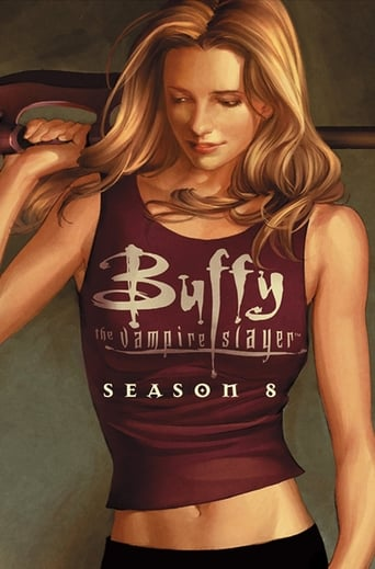 Poster of Buffy the Vampire Slayer: Season 8 Motion Comic