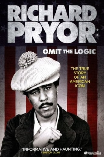 Poster of Richard Pryor: Omit the Logic