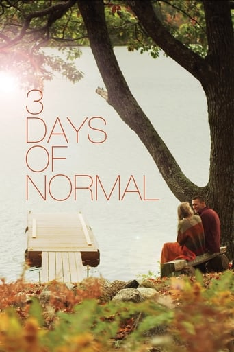 Poster of 3 Days of Normal