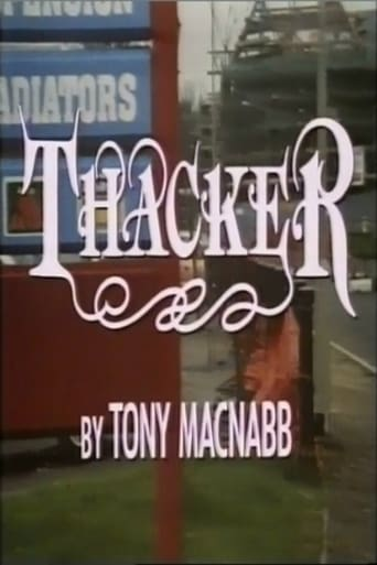 Poster of Thacker