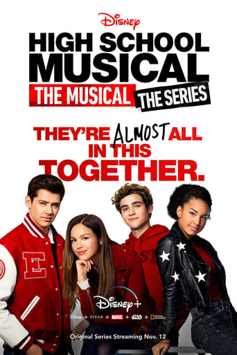 High School Musical: The Musical - The Series Poster