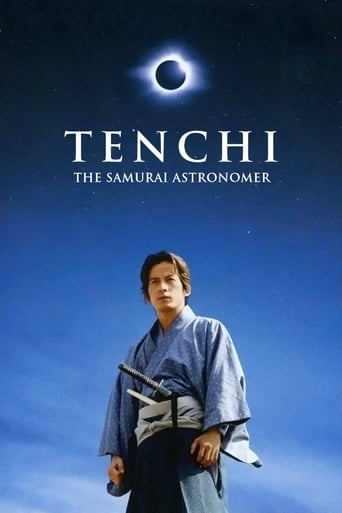 Poster of Tenchi: The Samurai Astronomer