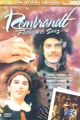 Poster of Rembrandt: Fathers & Sons