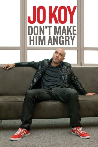 Jo Koy: Don't Make Him Angry