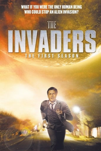 The Invaders Poster