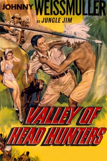 Poster of Valley of Head Hunters