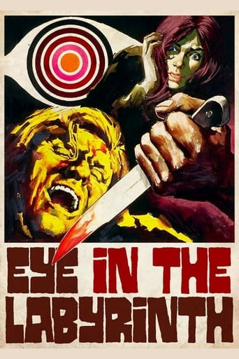 Eye in the Labyrinth Movie Poster