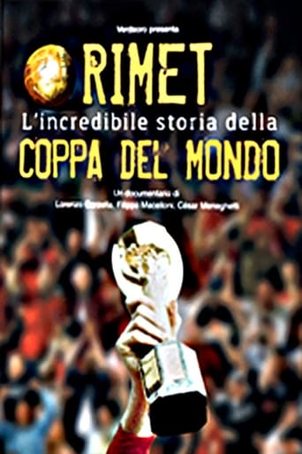 The Rimet Trophy, the Incredible Story of the World Cup
