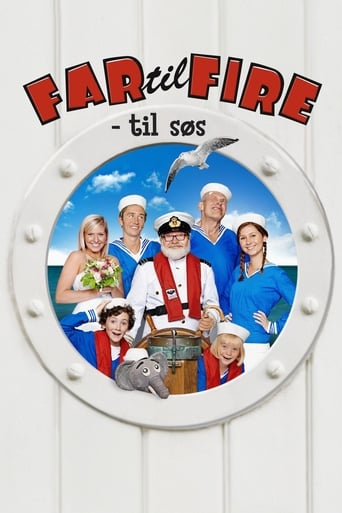 Poster of Father of Four: At Sea
