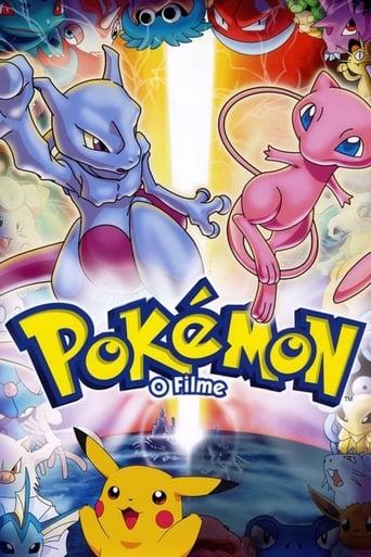 Pokémon: O Filme - Mewtwo Contra-Ataca - Poster