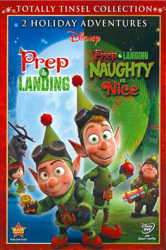 Poster of Prep & Landing: Totally Tinsel Collection