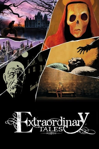 Poster of Extraordinary Tales