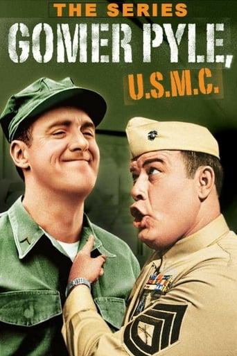 Poster of Gomer Pyle, U.S.M.C.