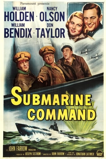 Poster of Submarine Command