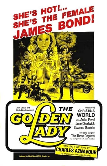 Poster of The Golden Lady