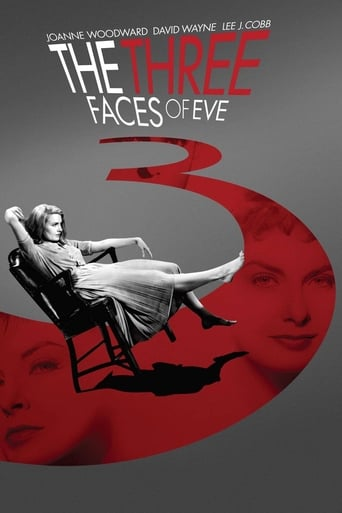 Poster of The Three Faces of Eve