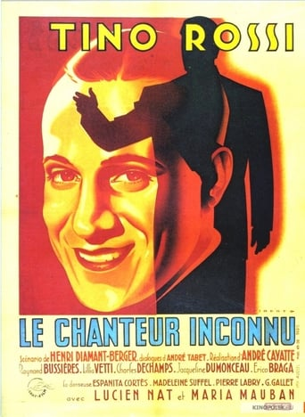Watch Le Chanteur inconnu Full Movie Online Putlockers