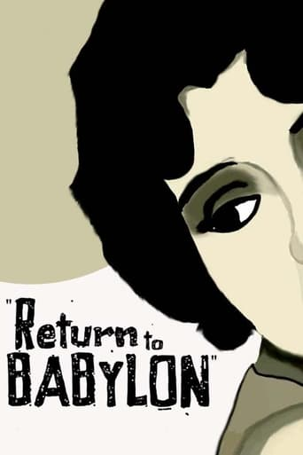 Poster of Return to Babylon