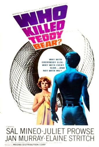 Poster of Who Killed Teddy Bear