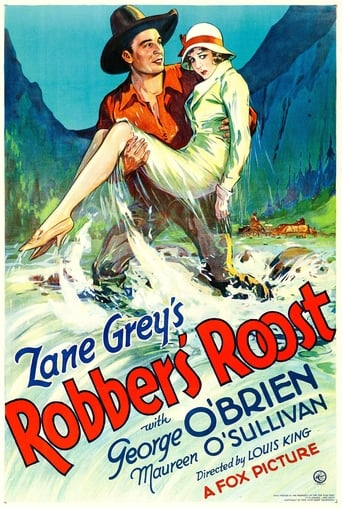Poster of Robbers' Roost