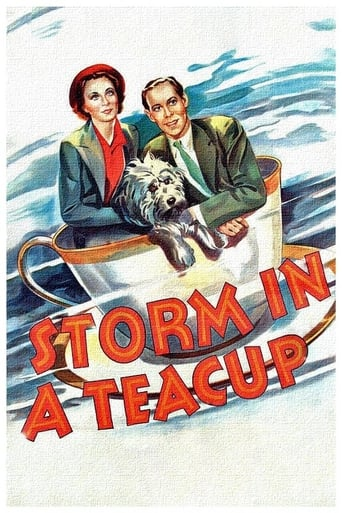 Poster of Storm in a Teacup
