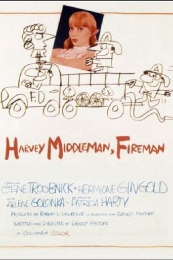 Watch Harvey Middleman, Fireman Free Movie Online