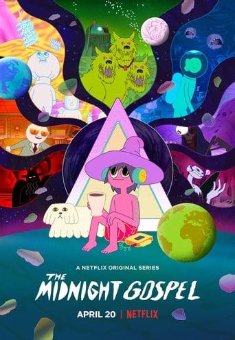 The Midnight Gospel Poster