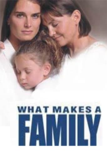 Poster of What Makes a Family