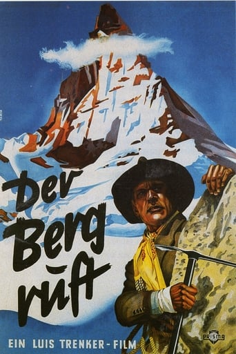 Poster of The Mountain Calls