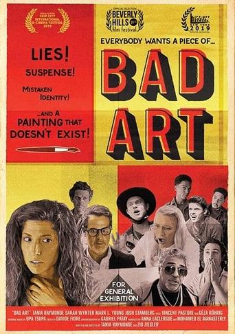 Poster of Bad Art