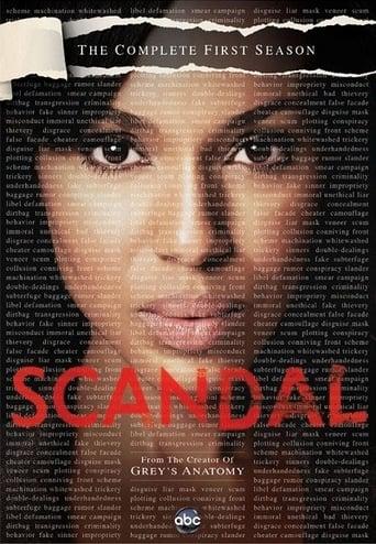 Skandalas / Scandal (2012) 1 Sezonas