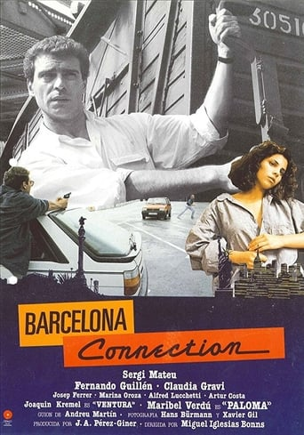 Poster of Barcelona Connection