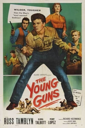 Poster of The Young Guns