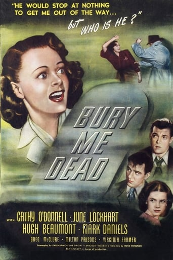 Poster of Bury Me Dead