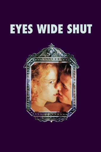 Eyes Wide Shut (1999) - poster