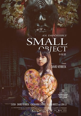 Poster of An Impossibly Small Object