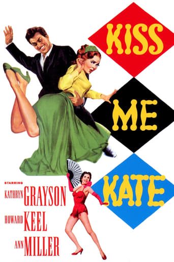 Poster of Kiss Me Kate