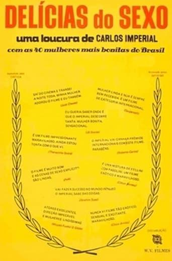 Poster of Delícias do Sexo