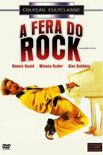 A Fera do Rock - Poster